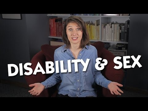 Disability and Sex