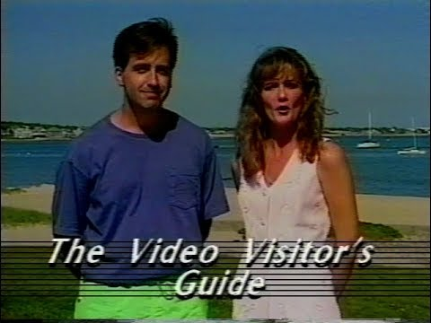 Visitors Video Guide to Cape Cod & the Islands 1993