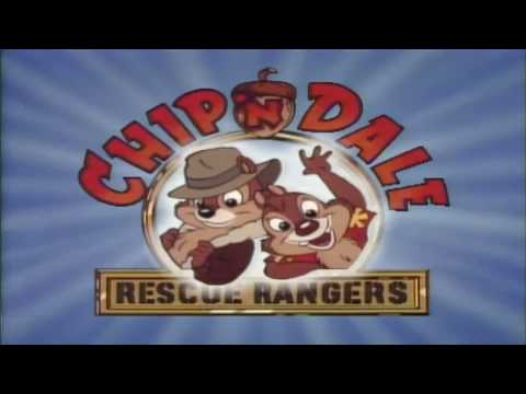 Chip 'n Dale: Rescue Rangers | Rare extended theme tune