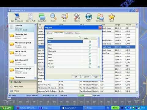 Musik Vom PC Auf IPod Ohne ITunes (auch Umgekehrt Möglich)