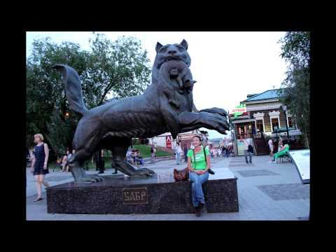 Иркутск # 130 квартал. Или, что должен увидеть турист в Иркутске. #2