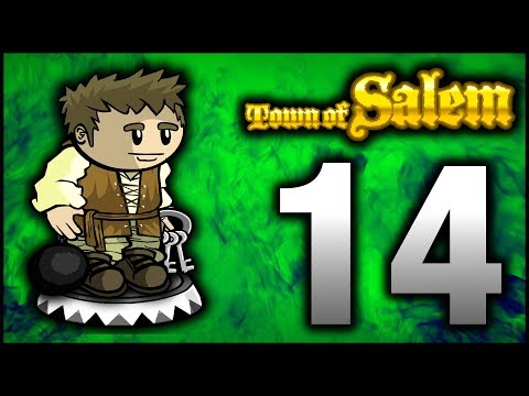 Town of Salem - ROAD TO 2000 ELO - Don't Waste The Jailor's Time - Jailor Gameplay (Ranked)