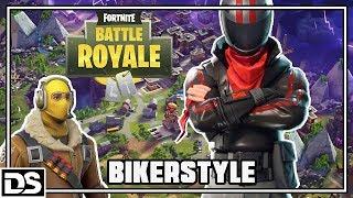 Fortnite Battle Royale Deutsch - Nite Rider - Raptor SKIN - 20er Team Mode (Fortnite Gameplay Allemand