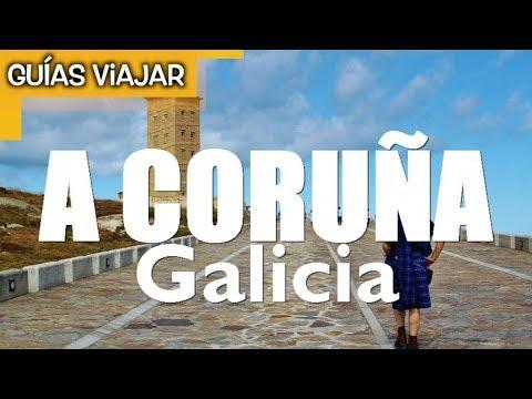 Que ver en 1 día en A CORUÑA / Galicia