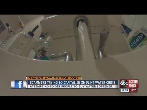 ALERT: Beware of free water test scam