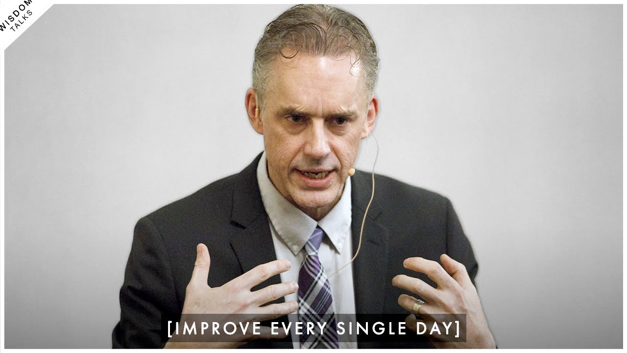 Chase The Best Version of Yourself EVERYDAY - Jordan Peterson Motivation