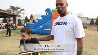 Month of the Military Child Block Party - Youth Center Round Up - YCTV 1405