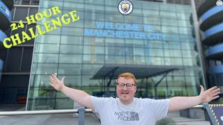 24 Hour Challenge To Visit Every Football League Stadium In The North West of England