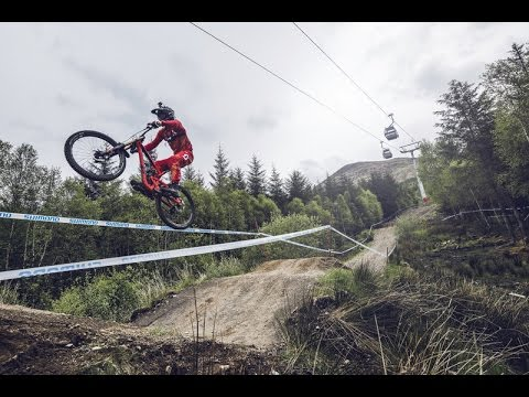 Mountain Bike Course Preview at Fort William w/ Claudio Caluori