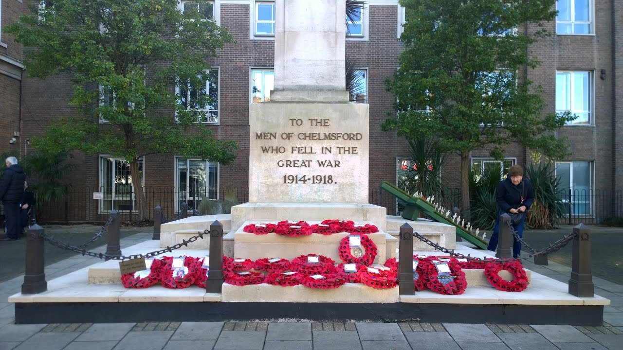 Remembrance Sunday Chelmsford