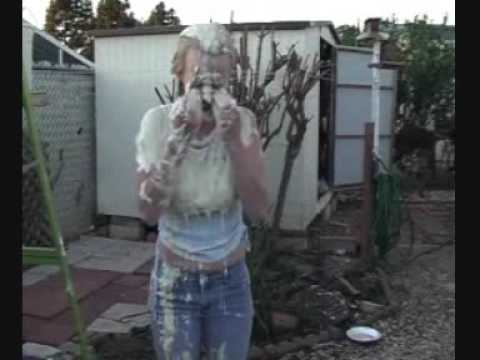 pied and slimed