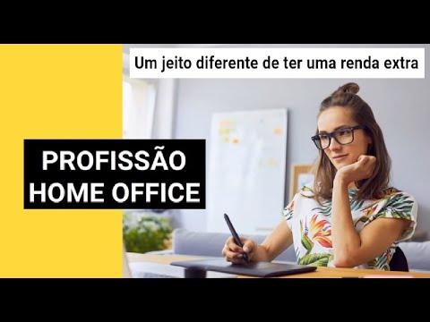 PROFISSÃO HOME OFFICE | Descubra como faturar em empresas GOOGLE, FACEBOOK e NETFLlX | CURSO PRÁTICO