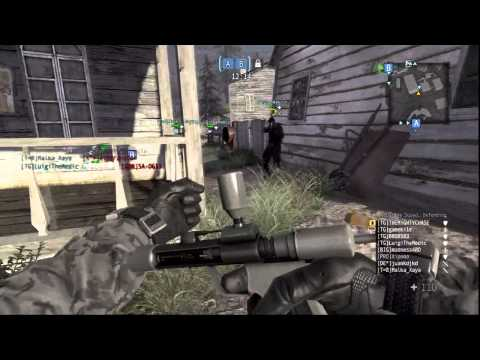 PS3 MAG: Gameplay - 4-25-12  (60 Kills) [HD]