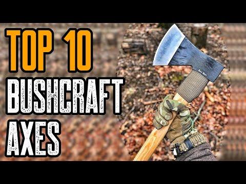 TOP 10: Best Bushcraft Axe & Hatchet 2020!
