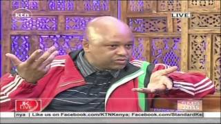 Jeff Koinange Live 12/11/2015 Part 2 Firebrand Tony Gachoka tells DP Ruto Deal with Uhuru is over