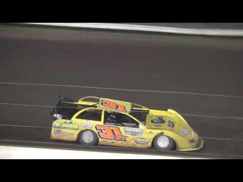 39th Yankee Classic IMCA Deery Late Model B-Main 1 Farley Speedway 9/3/16