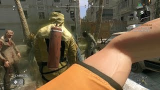 Dying Light - Gold Weapon 3500+ damage ᴴᴰ