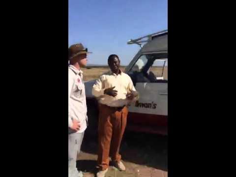 Interview with Kenyan safari guide - Masai Mara, Kenya #MaraLive #MakeItKenya