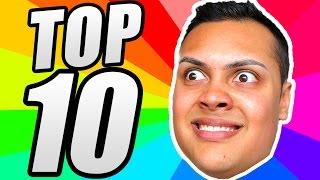 Top 10 Videos by MessYourself
