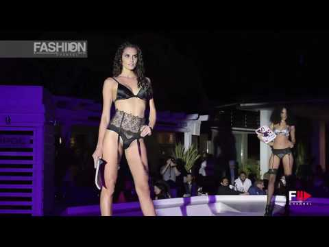 OLGA KENT Lingerie Collection Summer 2015 by Fashion Channel