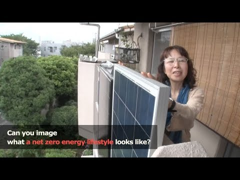 Can You Imagine What A Net Zero Energy Lifestyle Looks Like?