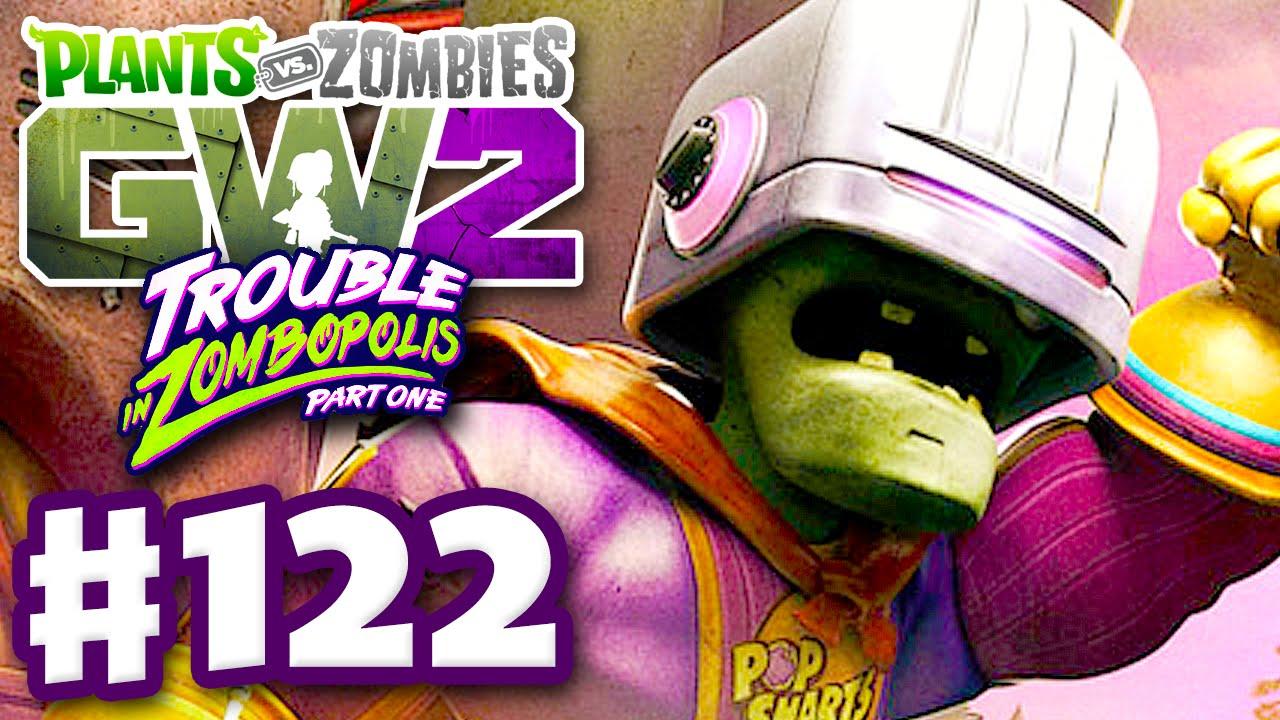Plants Vs Zombies Garden Warfare 2 Gameplay Part 122 Breakfast Brainz Pc Youtube