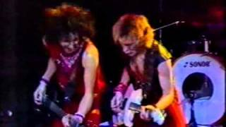Krokus - Bedside Raidio - RockPop 1983