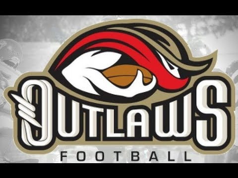 2013 peewee cfl outlaws red at lsc saints youtube