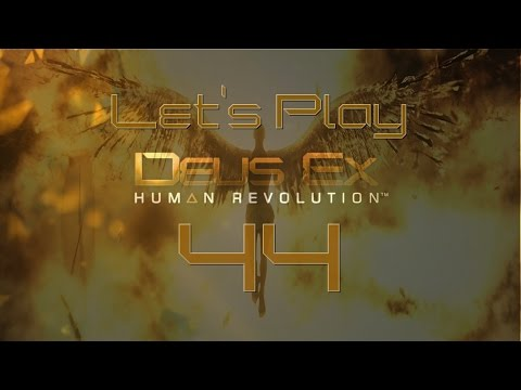 DEUS EX: HUMAN REVOLUTION - Part 44 [Conflict of Interest] Directoru0027s Cut