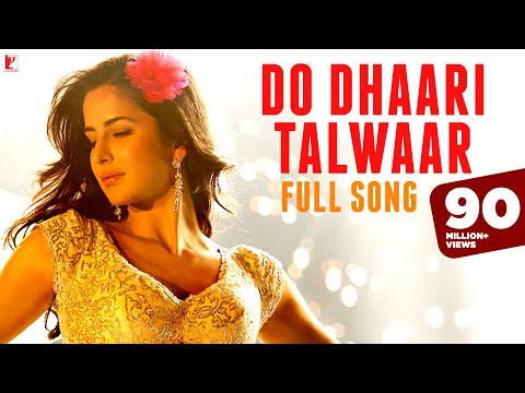 Do Dhaari Talwaar  Full Song  Mere Brother Ki Dulhan  Imran Khan  Katrina Kaif  Ali Zafar