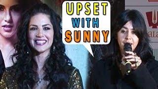 Ragini MMS 2 | Ekta Kapoor upset with sunny leone's hectic schedule