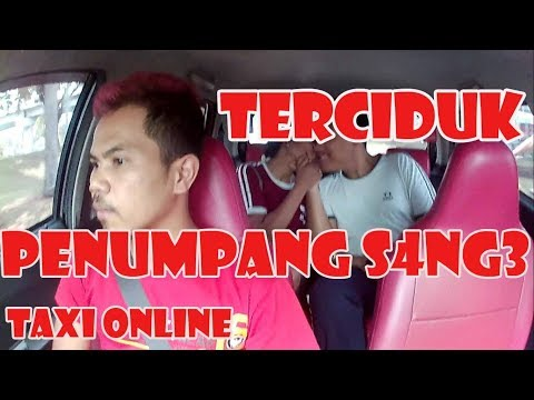 TERCIDUK penumpang S4ng3 di taxi online Mp3