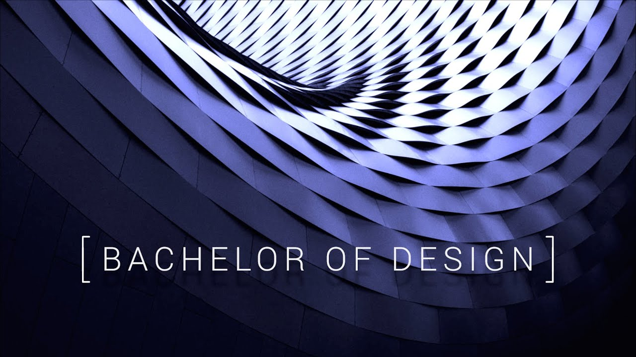 Design In Line : A new bachelor of design for the university melbourne youtube