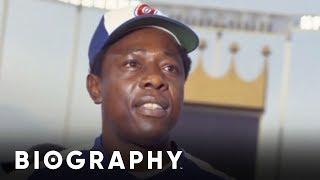 Hank Aaron - Baseball Player & Civil Rights Activist | Mini Bio