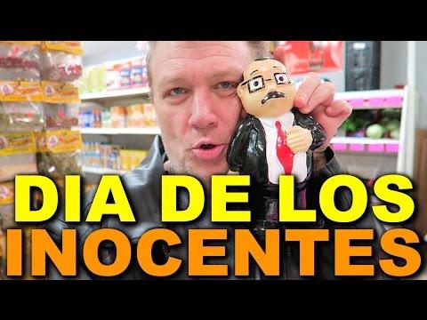 BROMA EN EL DIA DE LOS INOCENTES