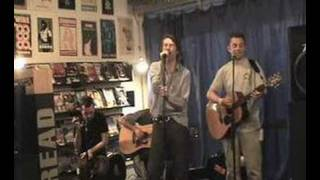 Live in-store performance, Stinkweeds, Tempe, AZ - October 11, 2004.