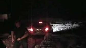 Jeep und Hummer im Schnee in Hoch Ybrig versenkt