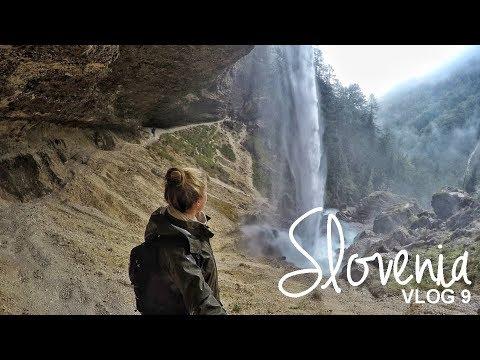 Slovenia: Slap Pericnik & Ljubljana | Vlog 09 | World Wanderista
