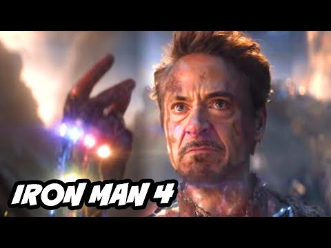 Iron Man 4 BIG Leaks & Official news explained after Avengers Endgame
