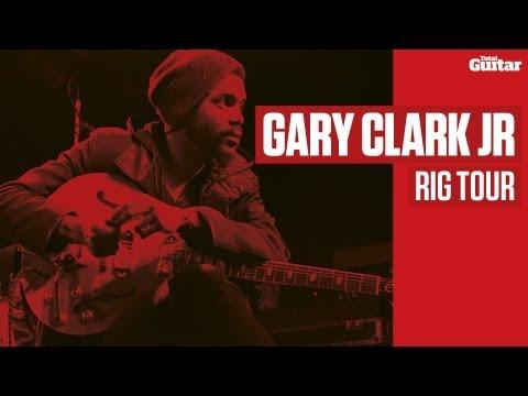 Rig Tour: Gary Clark Jr
