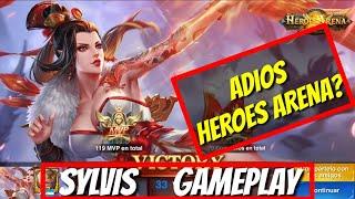 SYLVIS HEROES ARENA GAMEPLAY EN ESPAÑOL