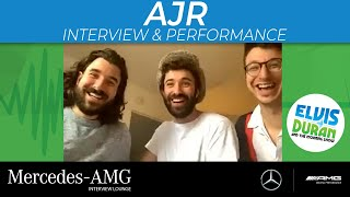 AJR Teases Collaboration With Potential Broadway Show | Elvis Duran Show