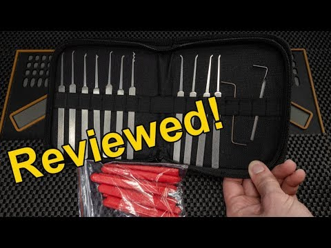 [299] What Is Best Cheap Beginner Lock Picking Set? |  Solved