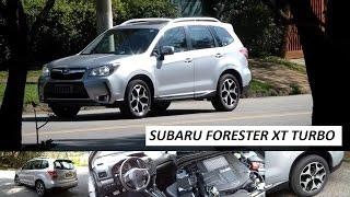 Garagem Daily Driver: Subaru Forester XT Turbo
