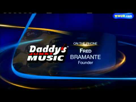 Daddy's Junky Music Closes