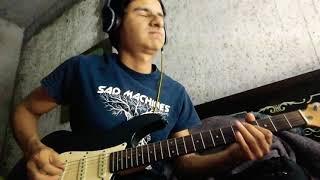 Blackfield - White Nights (Guitar solo)