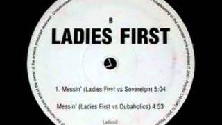 Ladies first - Messin