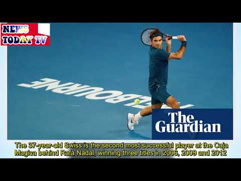 Roger Federer confirms clay court comeback at Madrid Open