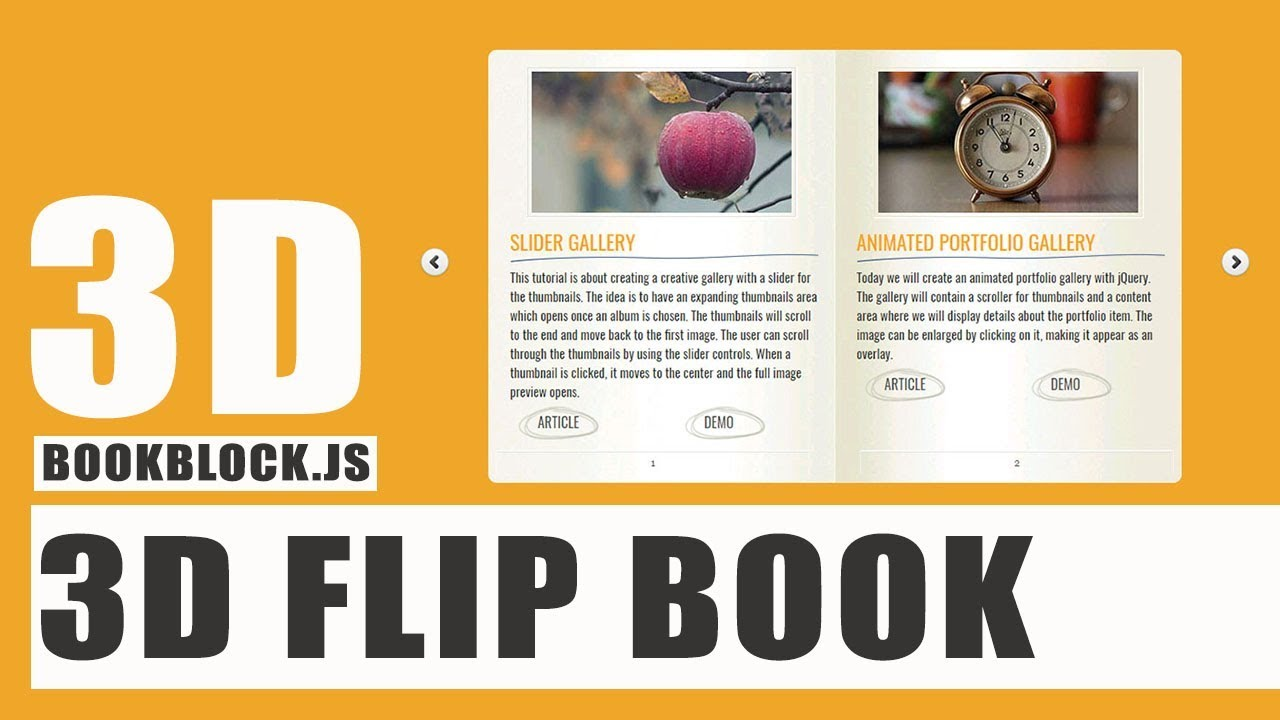 CSS 3 Flipbook Effect – CSS 3 Flip book Effect – ALEVELSOLUTION