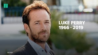 Riverdale's Luke Perry Dead At 52